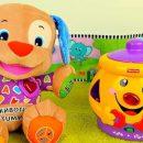 Игрушки подбираются под каждого ребенка индивидуально