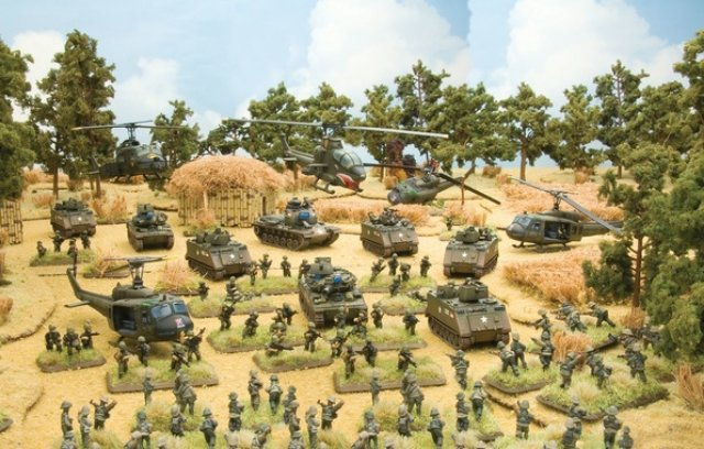 Игра в солдатики или культурно-исторические миниатюры