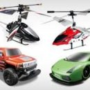 Радиоуправляемые игрушки: забава для детей и взрослых