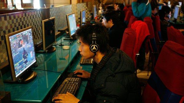 В Китае заблокировали приложение Twitch