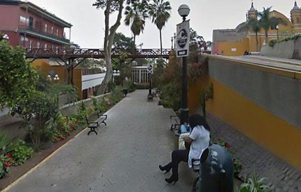 «Google знает всё»: Перуанец развёлся с женой, заметив её с любовником на картах Google